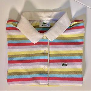 🐊Lacoste Cotton Piqué Polo